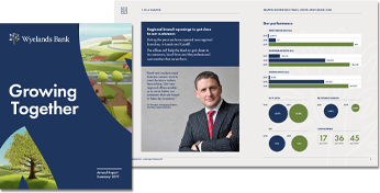 Wyelands Bank Plc Annual Report 2019
