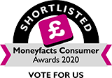 Vote for Wyelands Bank at the Moneyfacts Consumer Awards